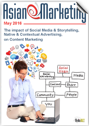 The impact of Social Media & Storytelling, Native & Contextual Advertising, on Content Marketing