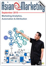 September 2018 - Marketing Analytics, Automation & Attribution