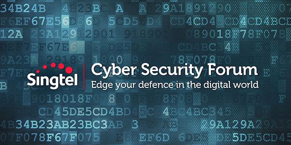 Singtel Cyber Security Forum