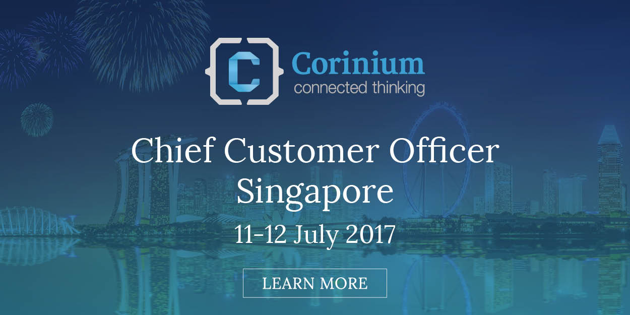 Chief Customer Officer Singapore 2017