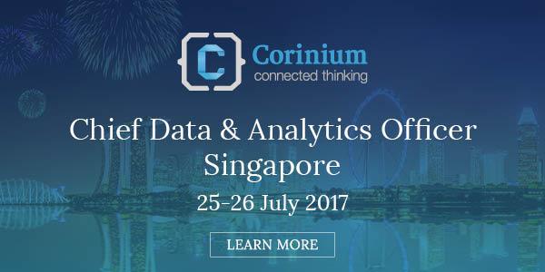 Chief Data & Analytics Officer Singapore 2017
