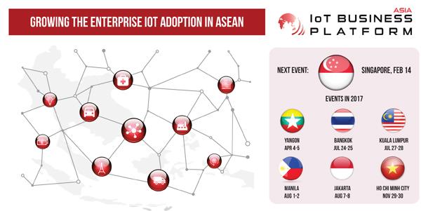 IoT Business Asia Platform 2017