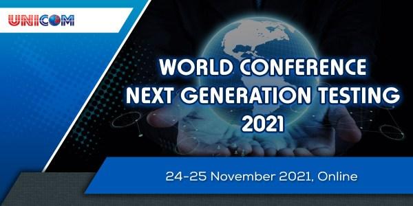 World Conference Next Gen Testing