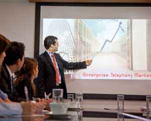 Enterprise Telephony Market Back on Growth Path in Asia Pacific