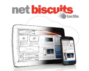 "Netbiscuits launched HTML5 Framework ""Tactile"" to tackle  the Challenges of the Connected Screen World"