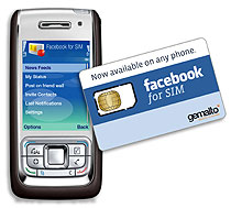 Gemalto: Smart message technology brings Facebook to all GSM mobiles via SIM